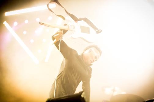Empire Of The Sun performs at the Coachella Music Festival in Indio, California on April 14, 2017. (Photo: Greg Noire)