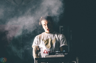 Getter performs at Snowbombing Canada at Sun Peaks Resort in Sun Peaks, British Columbia on April 8, 2017. (Photo: Timothy Nguyen/Aesthetic Magazine)
