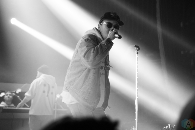 Gnash performs at the Opera House in Toronto on April 25, 2017. (Photo: Morgan Hotston/Aesthetic Magazine)