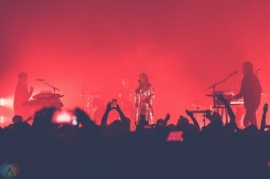 Goldfrapp performs at Brooklyn Steel in New York City on April 26, 2017. (Photo: Saidy Lopez/Aesthetic Magazine)