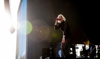 Grouplove performs at the Coachella Music Festival in Indio, California on April 16, 2017. (Photo: Erik Voake)