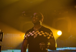 Gucci Mane performs at the Coachella Music Festival in Indio, California on April 15, 2017. (Photo: Roger Ho)