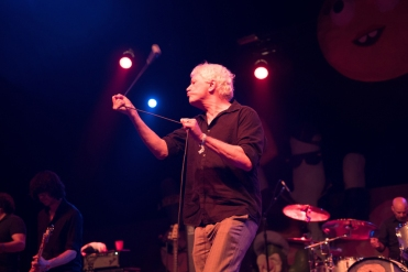 Guided By Voices performs at the Coachella Music Festival in Indio, California on April 14, 2017. (Photo: Roger Ho)