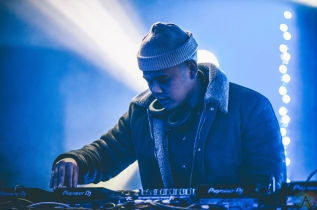 Kempeh performs at Snowbombing Canada at Sun Peaks Resort in Sun Peaks, British Columbia on April 6, 2017. (Photo: Timothy Nguyen/Aesthetic Magazine)