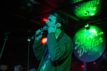 Liam Betson performs at the Silver Dollar in Toronto on April 22, 2017. (Photo: Morgan Hotston/Aesthetic Magazine)