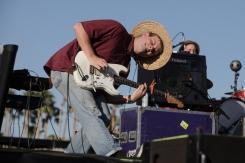 Mac DeMarco performs at the Coachella Music Festival in Indio, California on April 14, 2017. (Photo: Julian Bajsel)