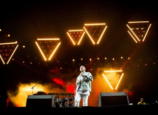 Mac Miller performs at the Coachella Music Festival in Indio, California on April 14, 2017. (Photo: Greg Noire)