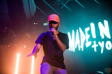 MadeinTYO performs at Rebel in Toronto on April 2, 2017. (Photo: Brandon Newfield/Aesthetic Magazine)