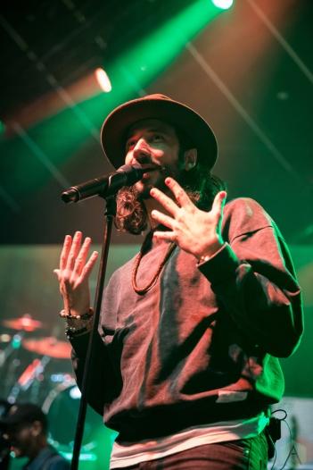 Magic performs at iHeartRadio Fest at Rebel in Toronto on April 21, 2017. (Photo: Brendan Albert/Aesthetic Magazine)