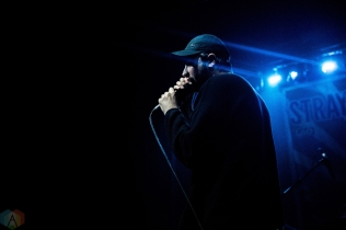 Make Them Suffer performs at the Danforth Music Hall in Toronto on April 6, 2017. (Photo: Kelsey Giesbrecht/Aesthetic Magazine)