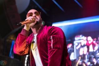 Massari performs at iHeartRadio Fest at Rebel in Toronto on April 21, 2017. (Photo: Brendan Albert/Aesthetic Magazine)