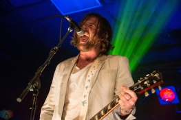 Matt Mays performs at Lee's Palace in Toronto on April 20, 2017. (Photo: Morgan Hotston/Aesthetic Magazine)
