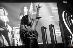 Mia Martina performs at iHeartRadio Fest at Rebel in Toronto on April 21, 2017. (Photo: Brendan Albert/Aesthetic Magazine)