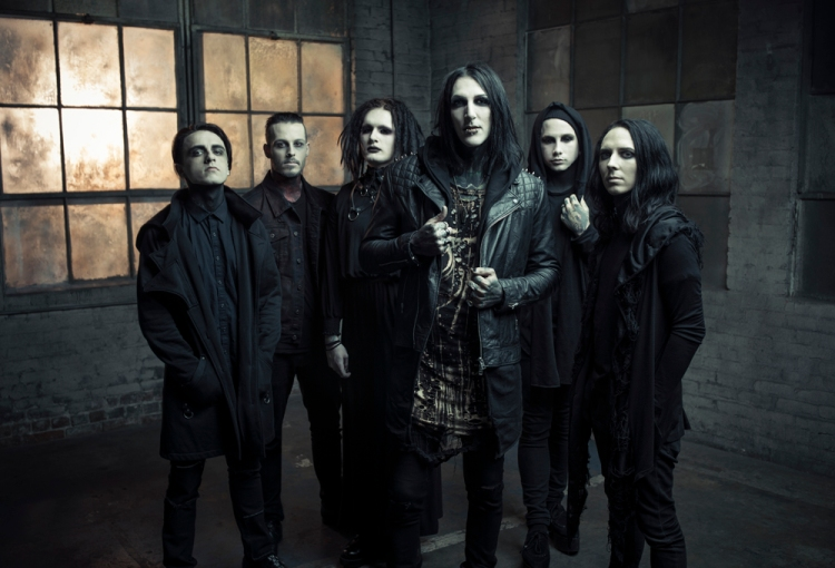 Motionless In White. (Photo: Travis Shinn)