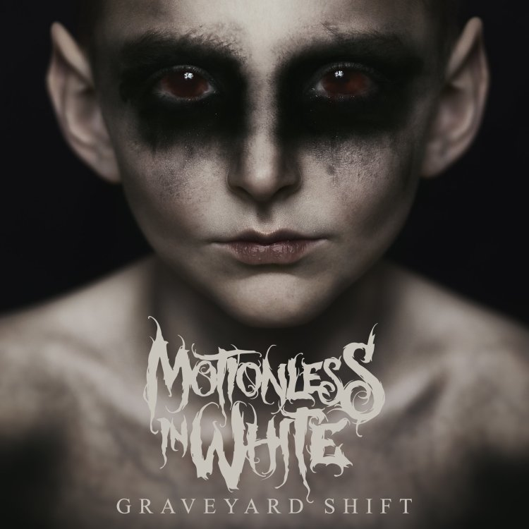 Motionless In White will release their new album, Graveyard Shift, on May 5th.