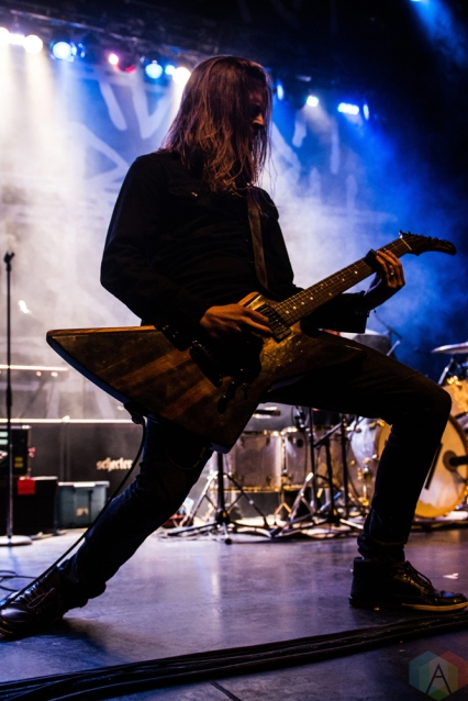 One Bad Son performs at the Danforth Music Hall in Toronto on April 18, 2017. (Photo: Tyler Roberts/Aesthetic Magazine)