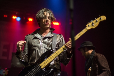 Palaye Royale performs at the Danforth Music Hall in Toronto on April 19, 2017. (Photo: Morgan Hotston/Aesthetic Magazine)