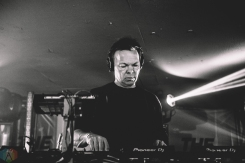 Pete Tong performs at Snowbombing Canada at Sun Peaks Resort in Sun Peaks, British Columbia on April 7, 2017. (Photo: Timothy Nguyen/Aesthetic Magazine)