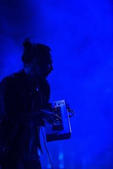 Radiohead performs at the Coachella Music Festival in Indio, California on April 14, 2017. (Photo: Charles Reagan)