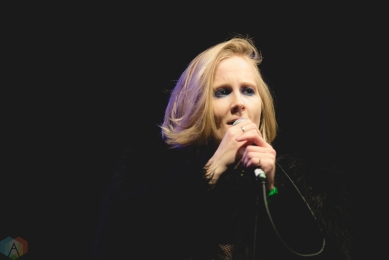 Repartee performs at the INDIES at the Phoenix Concert Theatre in Toronto on April 19, 2017. (Photo: Brendan Albert/Aesthetic Magazine)