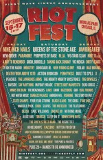 Contest: Win a Riot Fest Chicago Prize Pack!