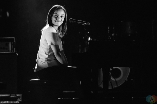 Ruth B performs at the Canadian Radio Music Awards in Toronto on April 19, 2017. (Photo: Julian Avram/Aesthetic Magazine)