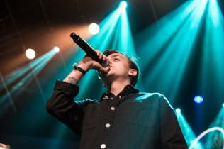 Scott Helman performs at iHeartRadio Fest at Rebel in Toronto on April 21, 2017. (Photo: Brendan Albert/Aesthetic Magazine)