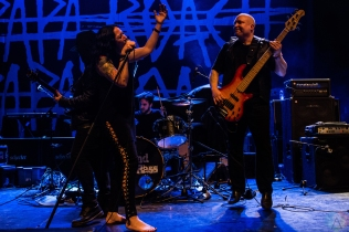 Second Pass performs at the Danforth Music Hall in Toronto on April 18, 2017. (Photo: Tyler Roberts/Aesthetic Magazine)