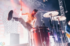 Slaves performs at Live at Leeds Festival in Leeds, UK on April 29, 2017. (Photo: Priti Shikotra/Aesthetic Magazine)