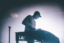 SNBRN performs at Snowbombing Canada at Sun Peaks Resort in Sun Peaks, British Columbia on April 7, 2017. (Photo: Timothy Nguyen/Aesthetic Magazine)