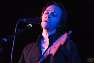 Sondre Lerche performs at Lee's Palace in Toronto on April 20, 2017. (Photo: Morgan Hotston/Aesthetic Magazine)