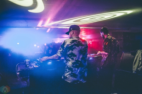 Soul Clap performs at Snowbombing Canada at Sun Peaks Resort in Sun Peaks, British Columbia on April 7, 2017. (Photo: Timothy Nguyen/Aesthetic Magazine)