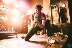 State Champs performs at St. Andrew's Hall in Detroit on April 8, 2017. (Photo: Ciara Glagola/Aesthetic Magazine)