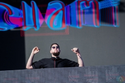 Tchami performs at the Phoenix Lights Festival at the Rawhide Event Center in Phoenix, AZ on April 8, 2017. (Photo: Meghan Lee/Aesthetic Magazine)