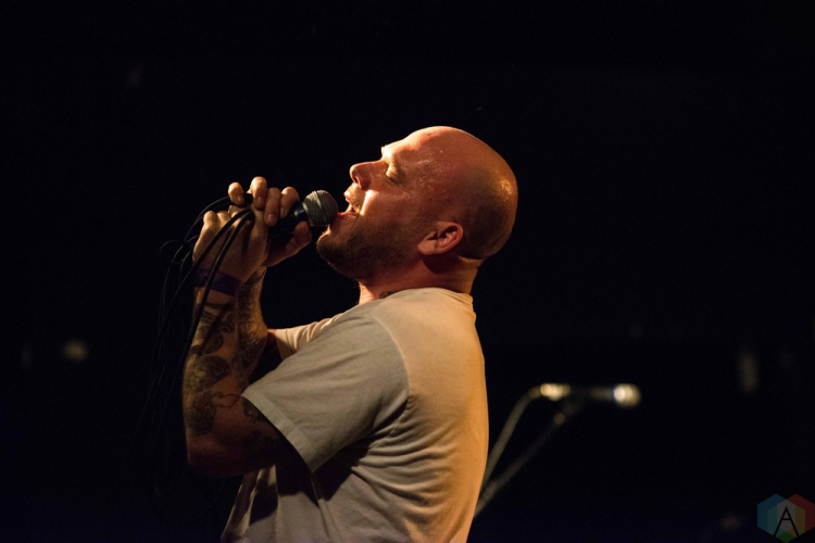 The Bronx performs at Lee's Palace in Toronto on April 12, 2017. (Photo: Josh Ladouceur/Aesthetic Magazine)