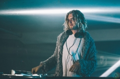 Thomas Jack performs at Snowbombing Canada at Sun Peaks Resort in Sun Peaks, British Columbia on April 6, 2017. (Photo: Timothy Nguyen/Aesthetic Magazine)