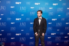 Zedd attends the 2017 JUNO Awards at the Canadian Tire Centre in Ottawa on April 2, 2017. (Photo: Brendan Albert/Aesthetic Magazine)