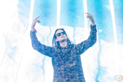 Zeds Dead performs at the Phoenix Lights Festival at the Rawhide Event Center in Phoenix, AZ on April 8, 2017. (Photo: Meghan Lee/Aesthetic Magazine)