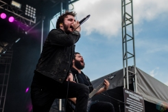 As Lions performs at Welcome To Rockville at Metropolitan Park in Jacksonville, Florida on April 29, 2017. (Photo: Savannah Rowley/Aesthetic Magazine)