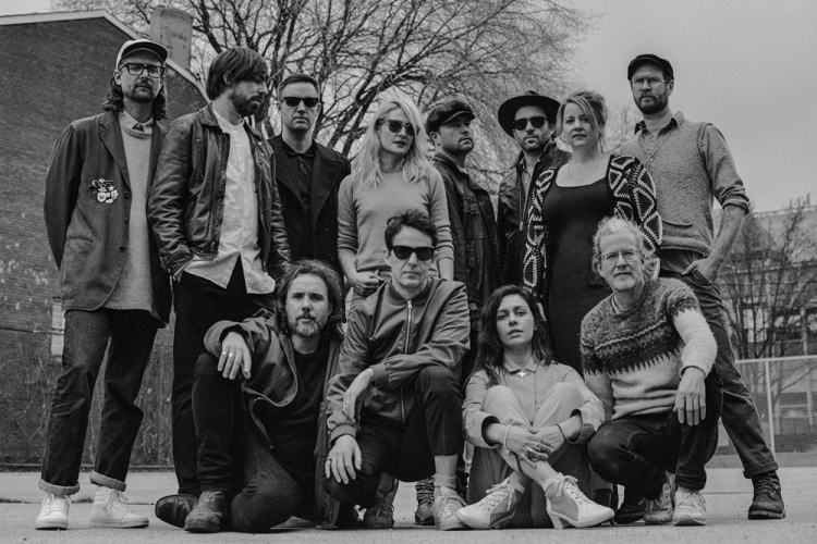 Broken Social Scene. (Photo: Norman Wong)