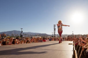 Cam performs at Stagecoach Festival at the Empire Polo Club in Indio, California on April 30, 2017. (Photo: Erik Voake)