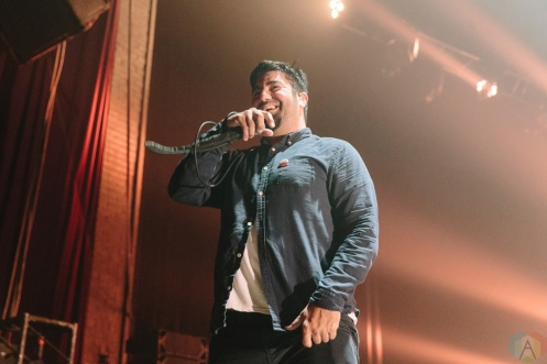 Deftones perform at the O2 Apollo Manchester in Manchester, UK on May 6, 2017. (Photo: Luke Hannaford/Aesthetic Magazine)