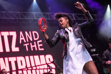 Fitz And The Tantrums perform at the Radio 104.5 10th Birthday Show at BB&T Pavilion in Camden, New Jersey on May 13, 2017. (Photo: Saidy Lopez/Aesthetic Magazine)
