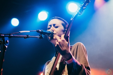 Frankie Cosmos performs at the Danforth Music Hall in Toronto on May 9, 2017. (Photo: David Scala/Aesthetic Magazine)