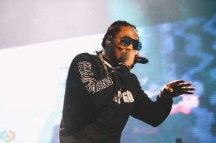 """Future performs at the Air Canada Centre in Toronto on May 16, 2017 during the """"Nobody Safe Tour"""". (Photo: Stephan Ordonez/Aesthetic Magazine)"""