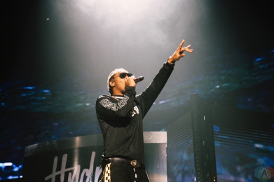 "Future performs at the Air Canada Centre in Toronto on May 16, 2017 during the ""Nobody Safe Tour"". (Photo: Stephan Ordonez/Aesthetic Magazine)"