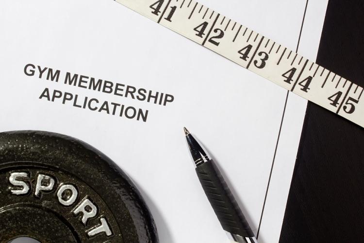 Gym Membership Application