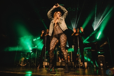 JoJo performs at the Phoenix Concert Theatre in Toronto on May 6, 2017. (Photo: Francesca Ludikar/Aesthetic Magazine)