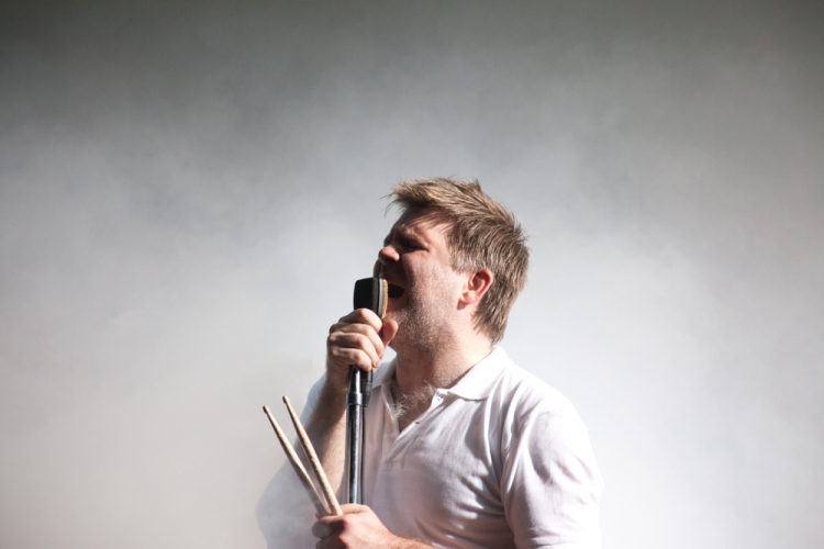 James Murphy of LCD Soundsystem.