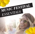 Contest: Win a Music Festival Essentials PrizePack!